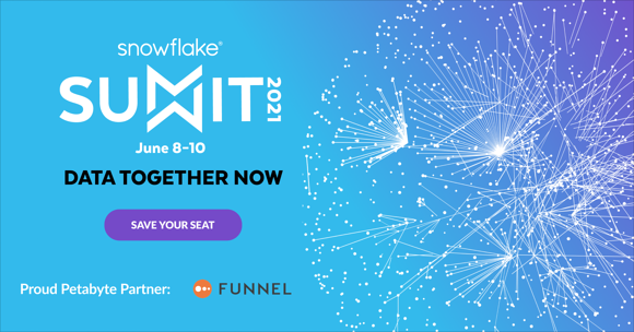 Snowflake Data Summit: data together now